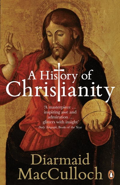 Book Cover: A History of Christianity