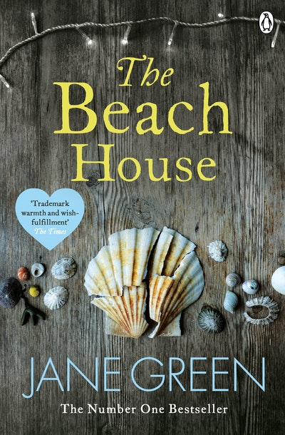 Book Cover: The Beach House