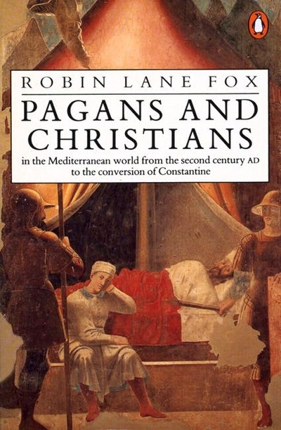Book Cover:  Pagans and Christians