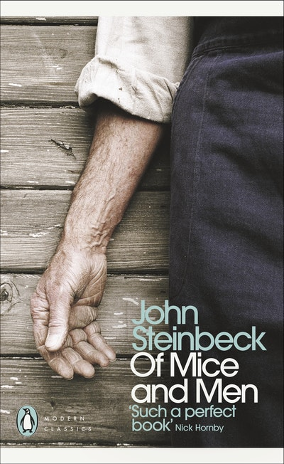 Book Cover:  Of Mice And Men: Pocket Penguin Classics