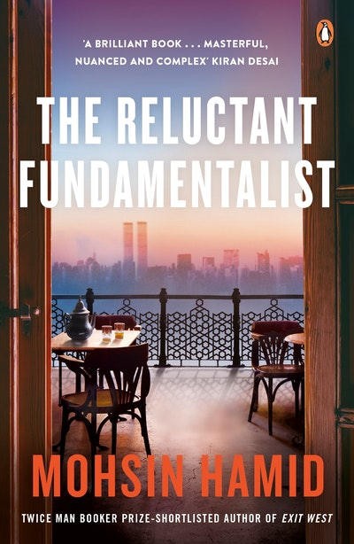 Book Cover: The Reluctant Fundamentalist