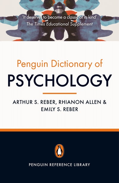 Penguin Dictionary of Psychology: Penguin Reference Library