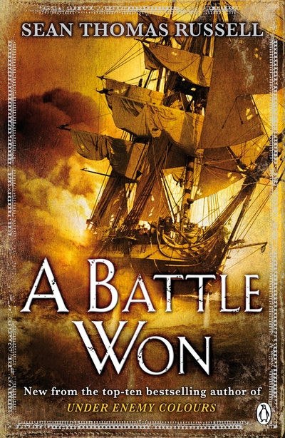 Book Cover: A Battle Won