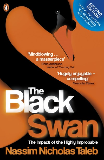 Book Cover: The Black Swan: The Impact of the Highly Improbable