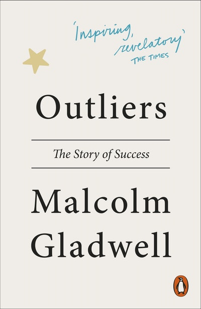 Book Cover:  Outliers: The Story of Success