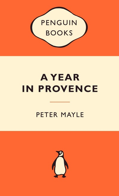 A Year in Provence: Popular Penguins