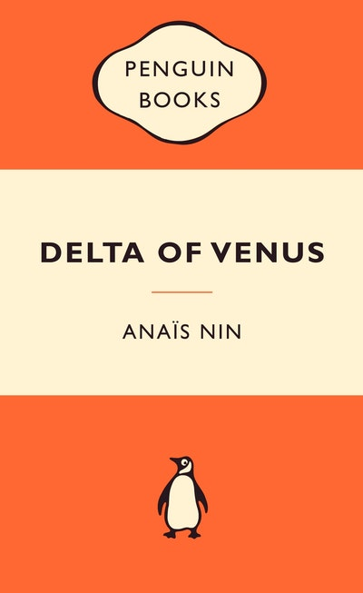 Book Cover:  Delta Of Venus: Popular Penguins