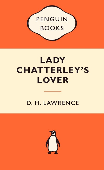 Book Cover:  Lady Chatterley's Lover: Popular Penguins
