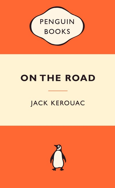 Book Cover:  On The Road: Popular Penguins