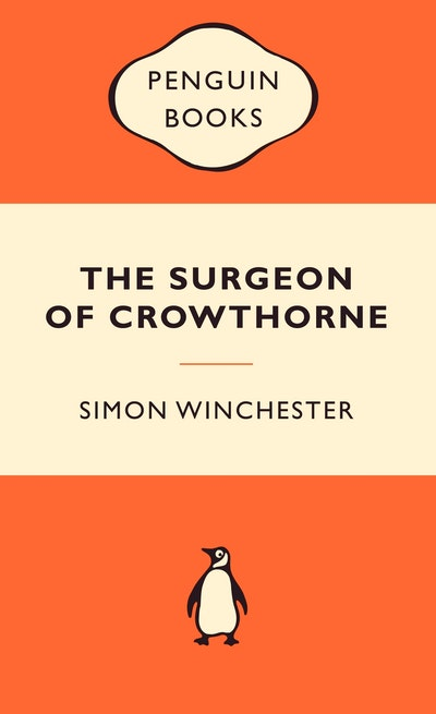 Book Cover: The Surgeon of Crowthorne: Popular Penguins