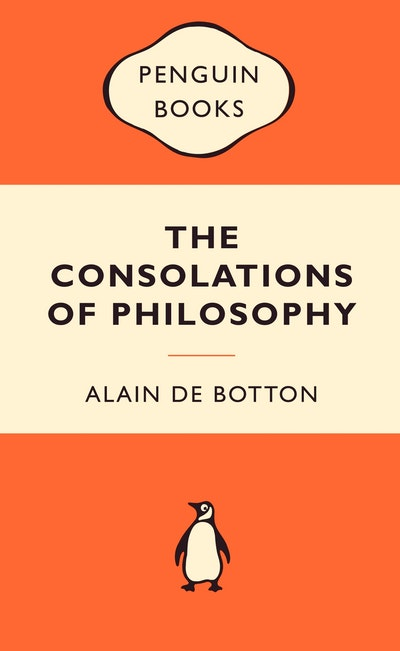 Book Cover:  Consolations Of Philosophy: Popular Penguins, The