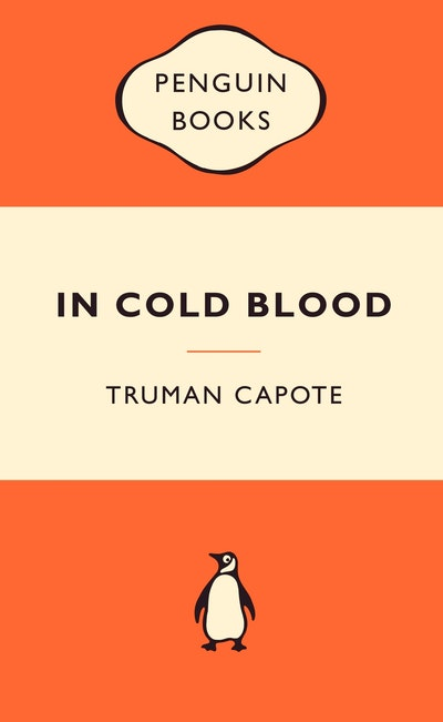 Book Cover:  In Cold Blood: Popular Penguins
