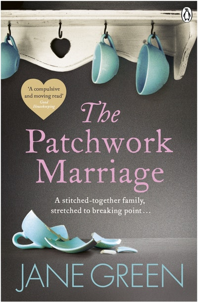 Book Cover: The Patchwork Marriage