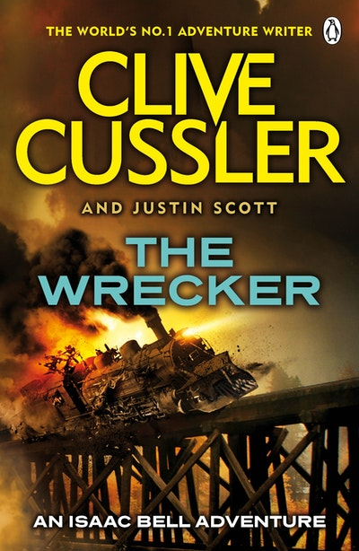 Book Cover: The Wrecker: An Isaac Bell Adventure