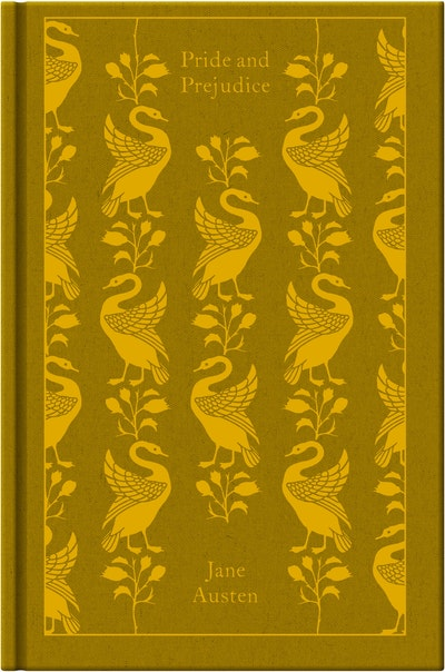 Book Cover:  Pride and Prejudice: Design by Coralie Bickford-Smith
