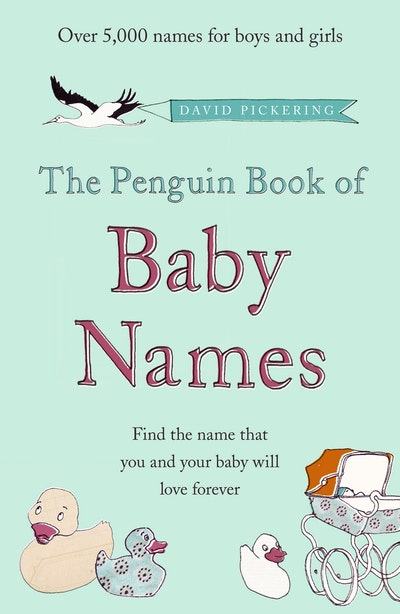 Book Cover: The Penguin Book of Baby Names