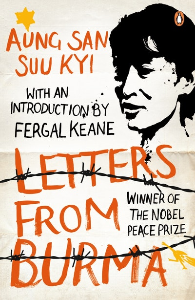 Book Cover:  Letters From Burma