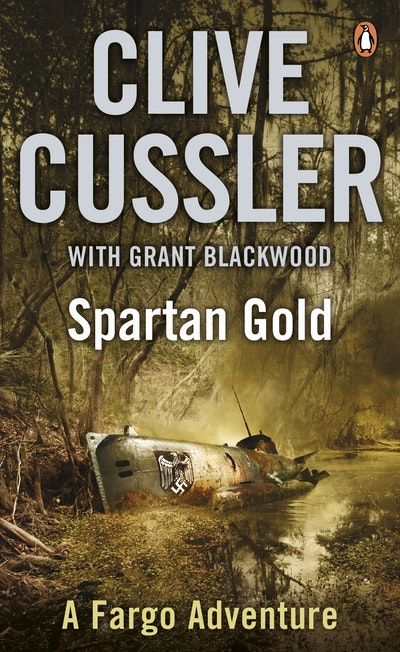 Book Cover:  Spartan Gold: A Fargo Adventure