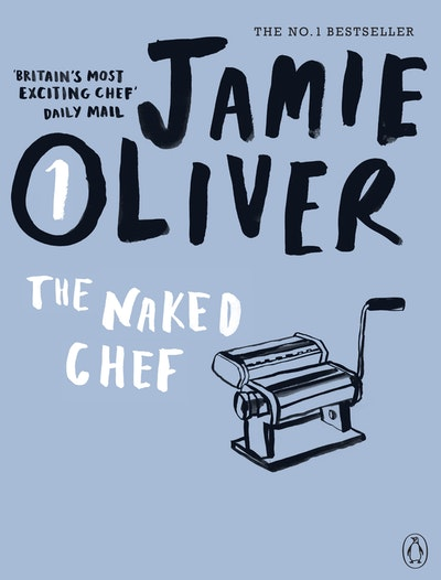 Book Cover:  Naked Chef, The