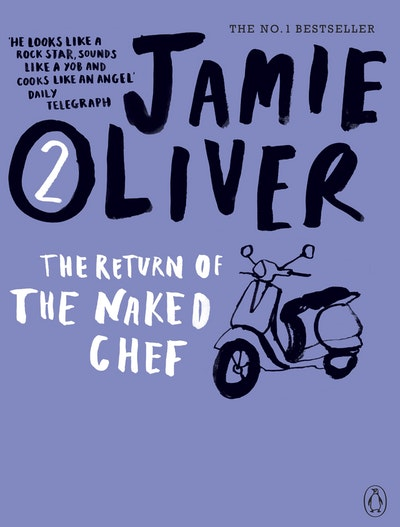 Book Cover: The Return of the Naked Chef