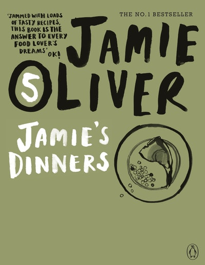 Book Cover:  Jamie's Dinners
