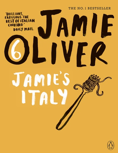 Book Cover:  Jamie's Italy