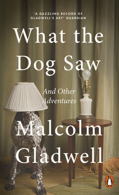 Book Cover:  What the Dog Saw: And Other Adventures