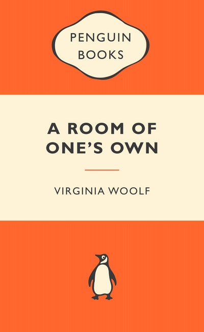 Book Cover: A Room of One's Own: Popular Penguins