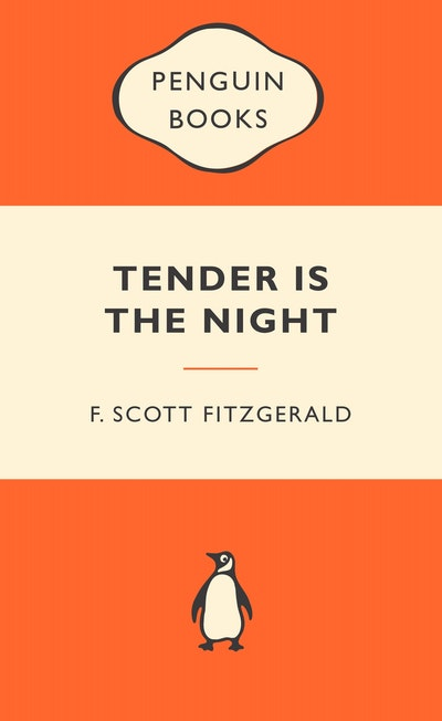 Book Cover:  Tender is the Night: Popular Penguins