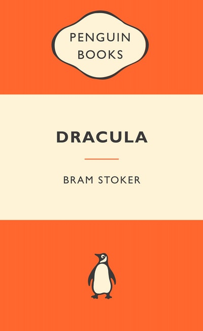 Dracula: Popular Penguins