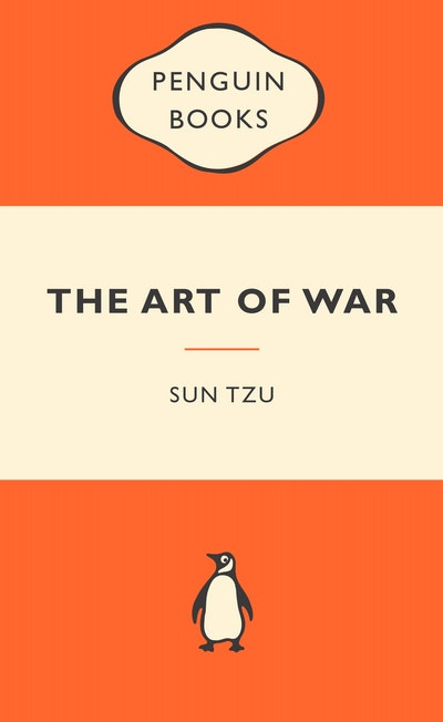The Art of War: Popular Penguins