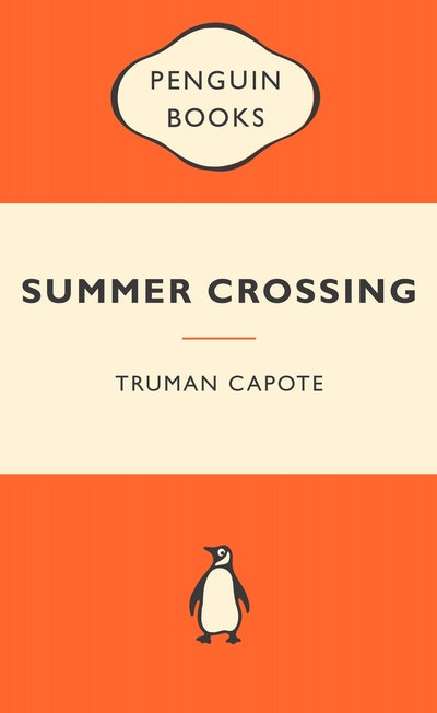 Book Cover:  Summer Crossing: Popular Penguins