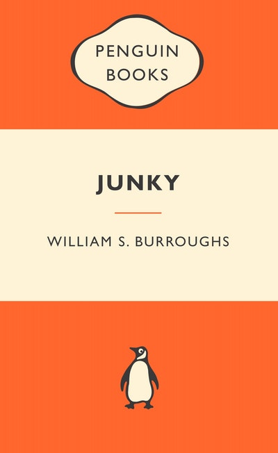 Book Cover:  Junky: Popular Penguins