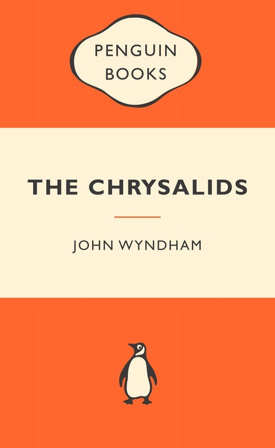 Book Cover: The Chrysalids: Popular Penguins