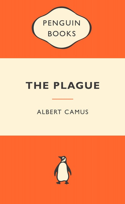 Book Cover: The Plague: Popular Penguins