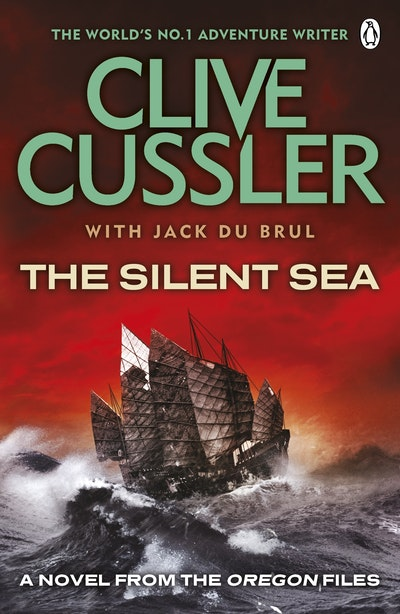 Book Cover:  Silent Sea: Oregon Files