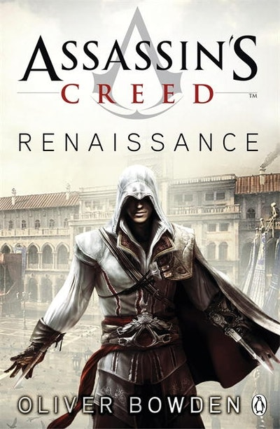Book Cover:  Assassin's Creed: Renaissance