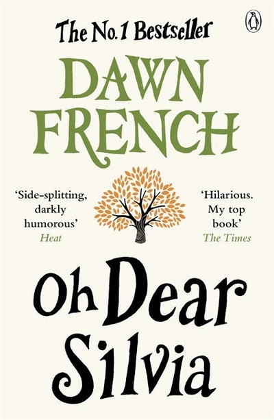 Book Cover:  Oh Dear Silvia
