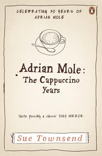 Book Cover:  Adrian Mole