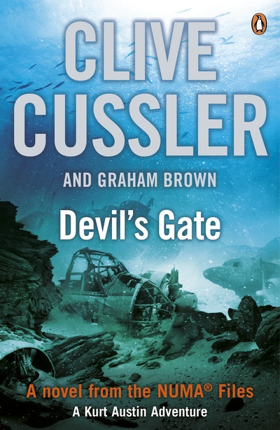 Book Cover:  Devil's Gate: Numa Files
