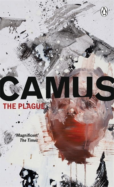Book Cover: The Plague