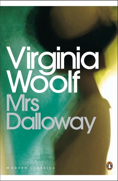 Book Cover:  Mrs Dalloway