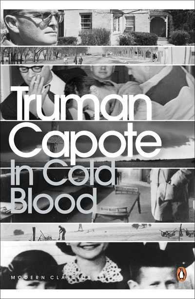 Book Cover:  In Cold Blood: A True Account of a Multiple Murder and its Consequences