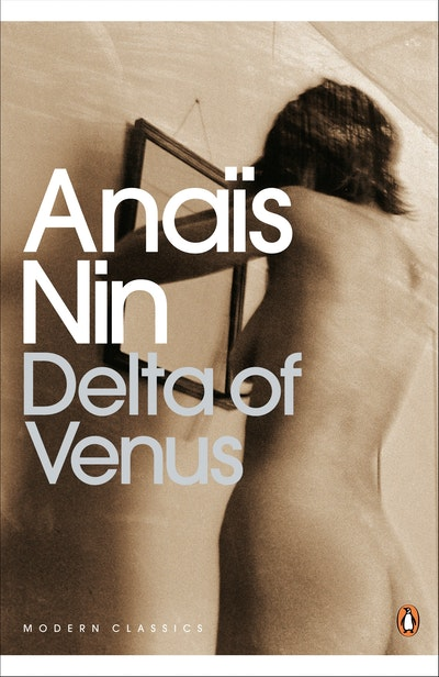 Book Cover:  Delta Of Venus