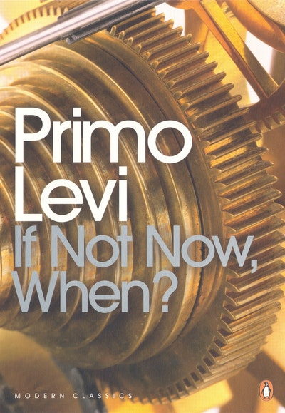 Book Cover:  If Not Now, When?