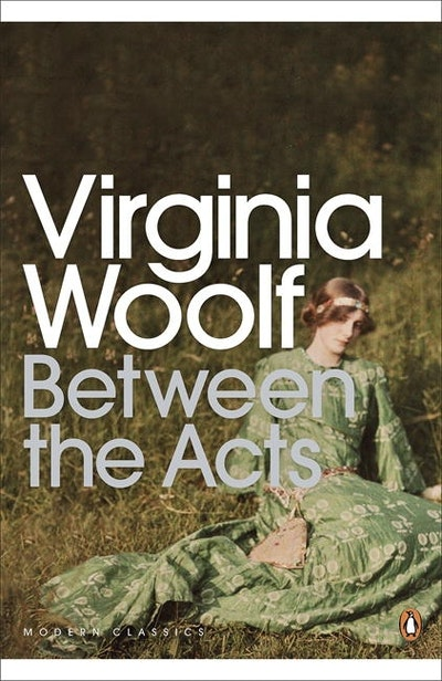 Book Cover:  Between the Acts