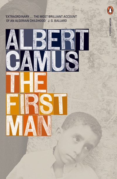 Book Cover: The First Man