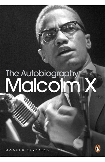 Book Cover:  Autobiography Of Malcolm X, The