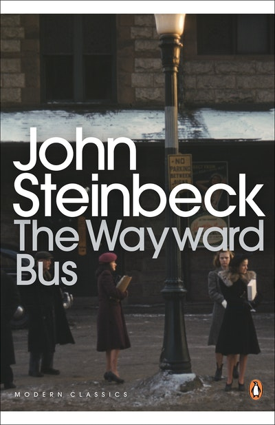 Book Cover: The Wayward Bus