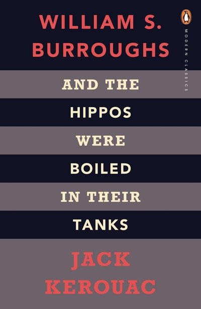 Book Cover:  And the Hippos Were Boiled in Their Tanks